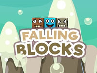 Jeu Falling Blocks Game