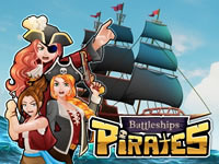 Jeu Battleships Pirates