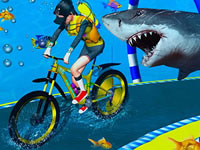 Jeu gratuit Underwater Cycling Adventure