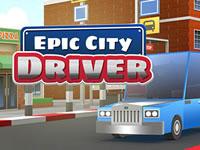 Jeu gratuit Epic City Driver
