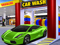 Jeu Car Wash & Gas Station Simulator