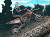 Jeu Bike Trial Xtreme Forest
