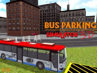 Jeu Bus Parking Simulator 3D