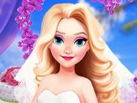 Jeu Elsa et la wedding planner