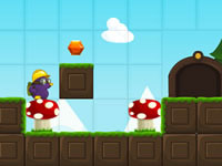 Jeu gratuit Moley the Purple Mole
