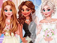 Jeu Elsa et ses 3 demoiselles d'honneur
