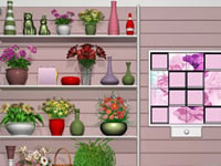 Jeu Little Flowers Shop