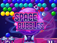 Jeu Space Bubbles