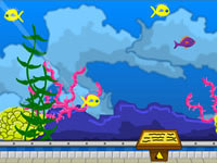 Jeu gratuit Locked In Escape - Aquarium