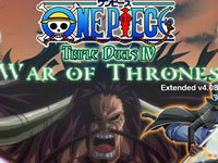 Jeu One Piece - War of Thrones
