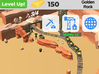 Jeu Idle Gold Mine