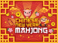 Jeu Chinese New Year Mahjong