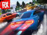 Jeu Extreme Asphalt Car Racing