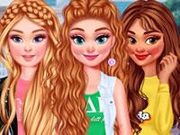 Jeu Princesses et Sororités