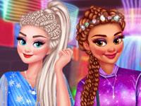 Jeu Princesses Galaxy Crush