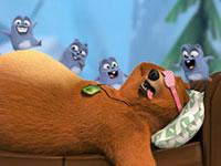 Jeu gratuit Lemmings Launch - Grizzy & The Lemmings