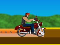Jeu Stunt Biker