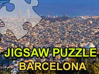 Jeu Jigsaw Puzzle Barcelona