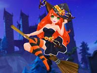 Jeu Eliza est une sorcière