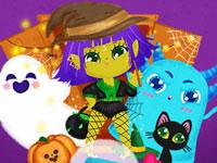Jeu Aventures d'Halloween