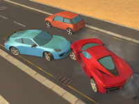 Jeu Parking Fury 3D