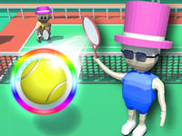 Jeu Poly Tennis