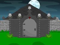 Jeu Halloween Cemetery Escape