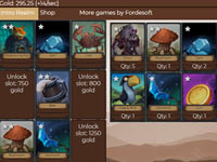 Jeu Creature Card Idle