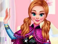 Jeu L'évolution des princesses