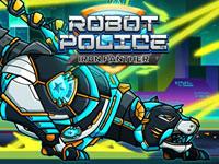 Jeu Robot Police Iron Panther