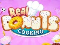 Jeu La vraie recette de donuts