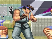 Jeu Street Fighter 2 CE