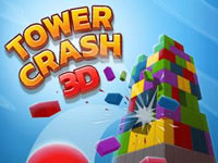 Jeu gratuit Tower Crash 3D