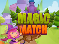 Jeu Magic Match