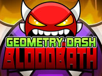 Jeu Geometry Dash Bloodbath