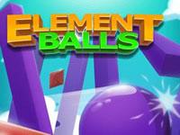 Jeu Element Balls