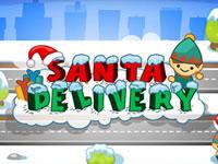 Jeu Santa Delivery