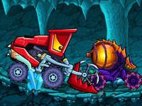 Jeu Car Eats Car - Dungeon Adventure