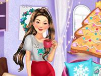 Jeu GRWM - Noël