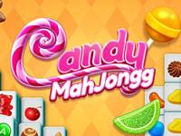 Jeu Mahjongg Candy Akd