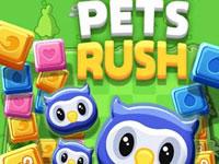 Jeu Pets Rush