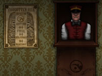 Jeu Forgotten Hill Disillusion - The Library