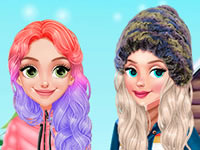 Jeu Princess Girls Trip To Aspen