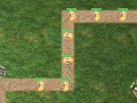 Jeu The Archerland