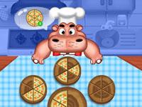 Jeu Hippo Pizza Chef