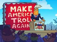 Jeu TrollFace Quest - USA II