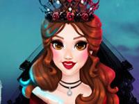 Jeu Princesse Vampire et son Maquillage