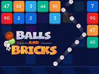 Jeu Balls and Bricks