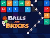 Jeu Balls and Bricks