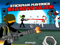 Jeu Stickman Maverick - Bad Boys Killer